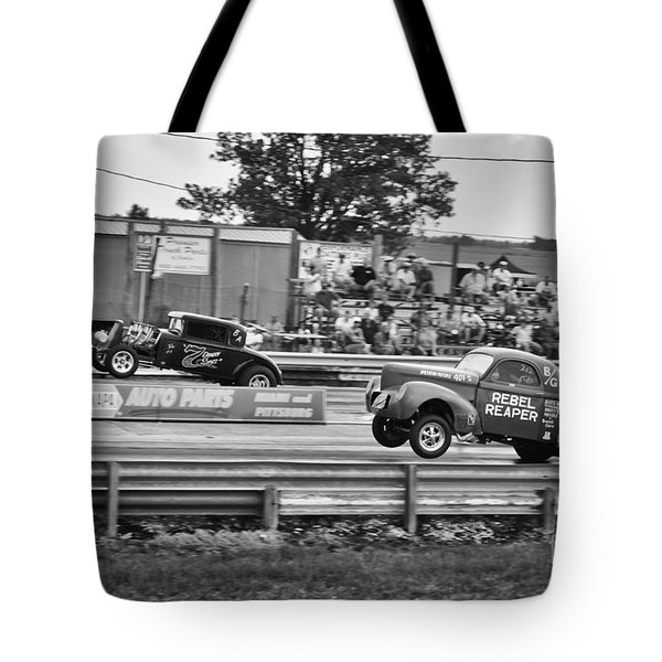 Rebel Reaper Wheelstand Tote Bag