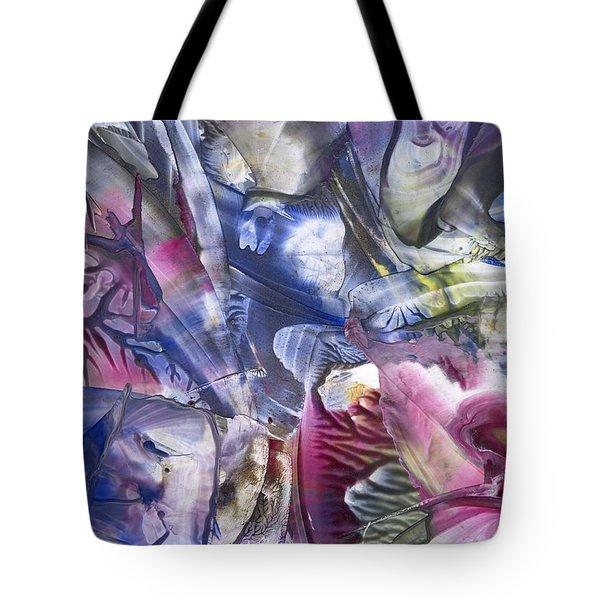 Rebirth Tote Bag by Cristina Handrabur