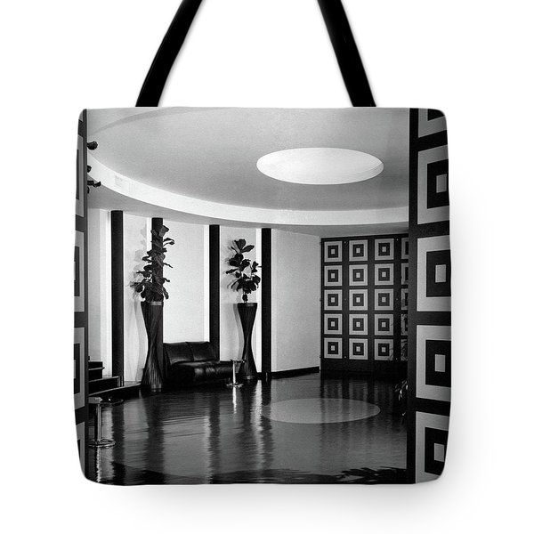 Reception Hall At The Terrace Club Tote Bag
