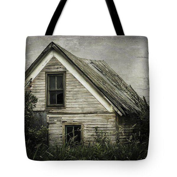 Reclaimed  Tote Bag by Kathleen Scanlan