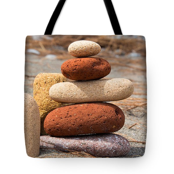 Reclaimed Life Tote Bag by Barbara McMahon