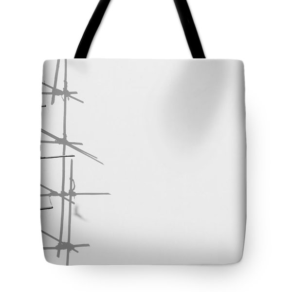 Rectangles And Shadows Tote Bag
