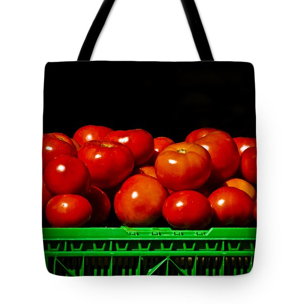 Red And Ripe Tote Bag