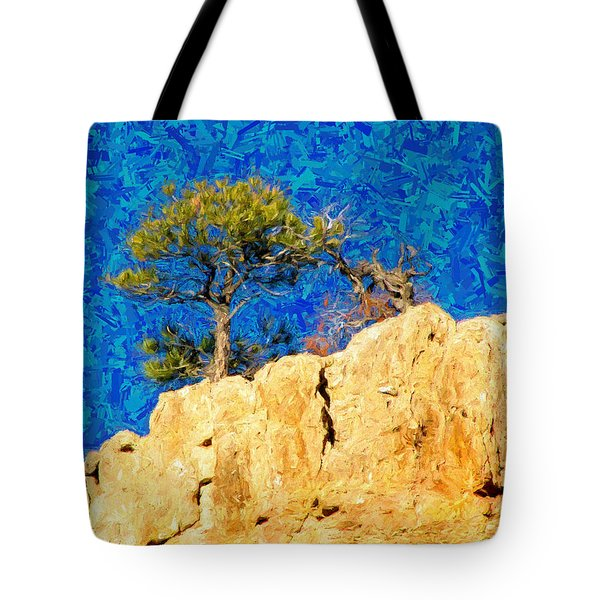 Red Canyon - Dixie National Forest Tote Bag