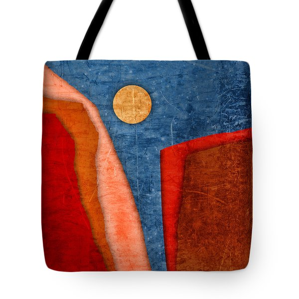 Red Canyons Tote Bag