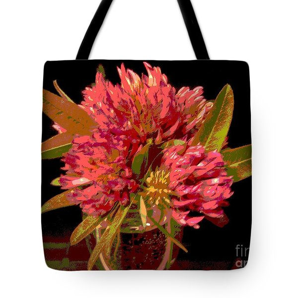 Red Clover 1 Tote Bag