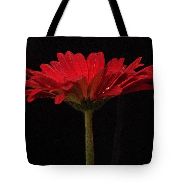 Red Daisy 4 Tote Bag