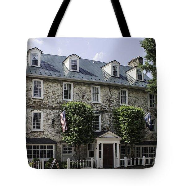 Red Fox Inn Tote Bag