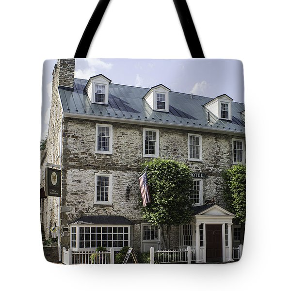 Red Fox Inn Tote Bag