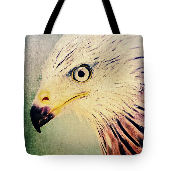 Red Kite Art Tote Bag