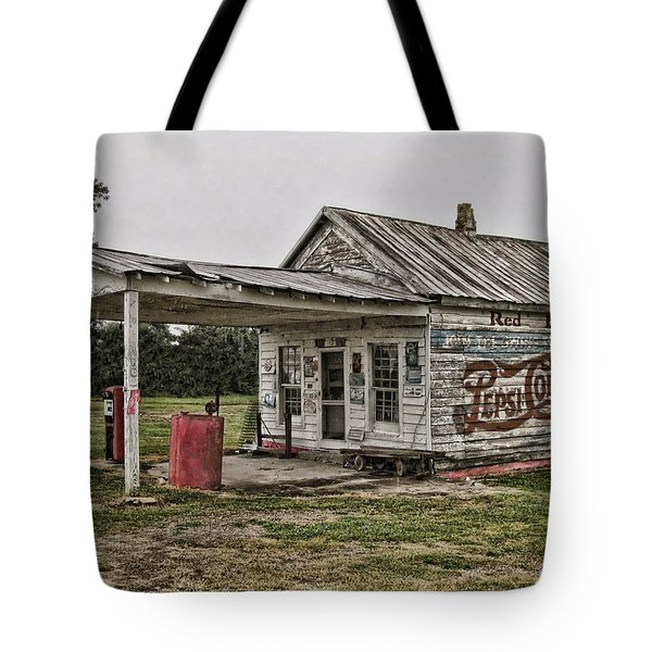 Red Lyon Country Store Tote Bag