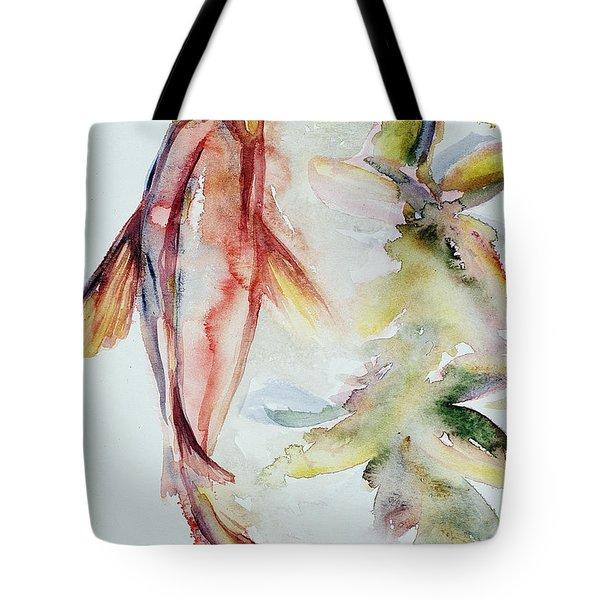 Red Mangrove Tote Bag