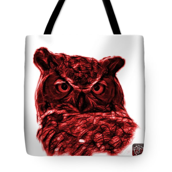 Red Owl 4436 - F S M Tote Bag
