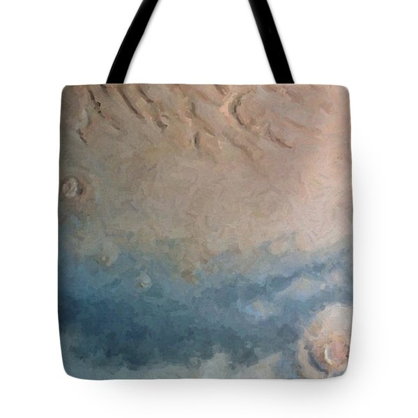 Red Planet 1 Tote Bag
