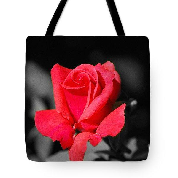 Red Red Rose - Sc Tote Bag