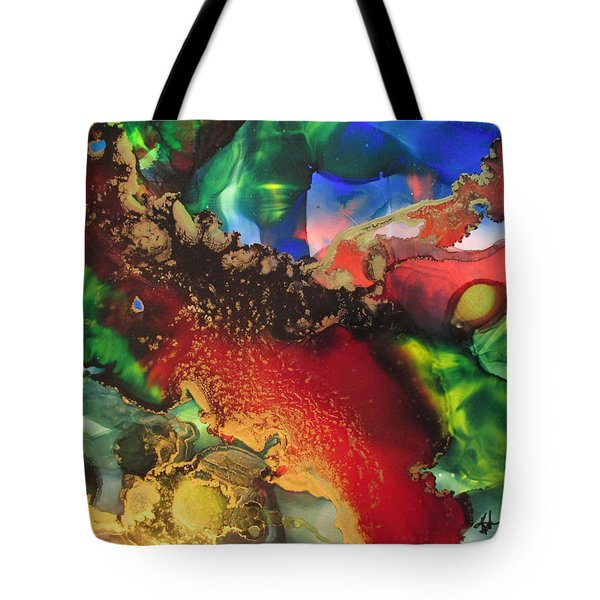 Red River Gold Tote Bag