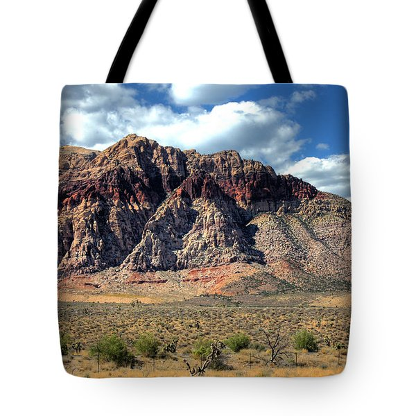 Red Rock Tote Bag