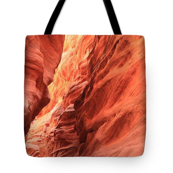 Red Rock Bend Tote Bag