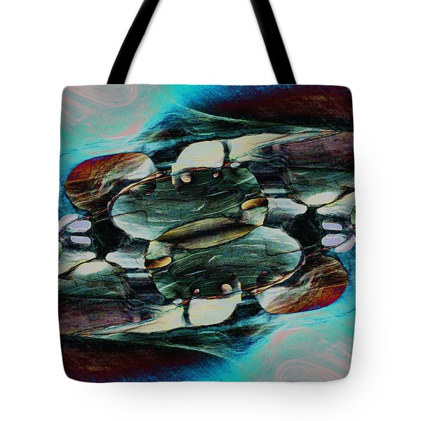 Red Rock Canyon Blues 2 Tote Bag