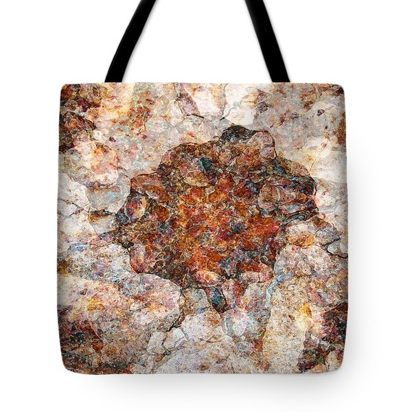 Red Rock Canyon - Soft Rock Tote Bag