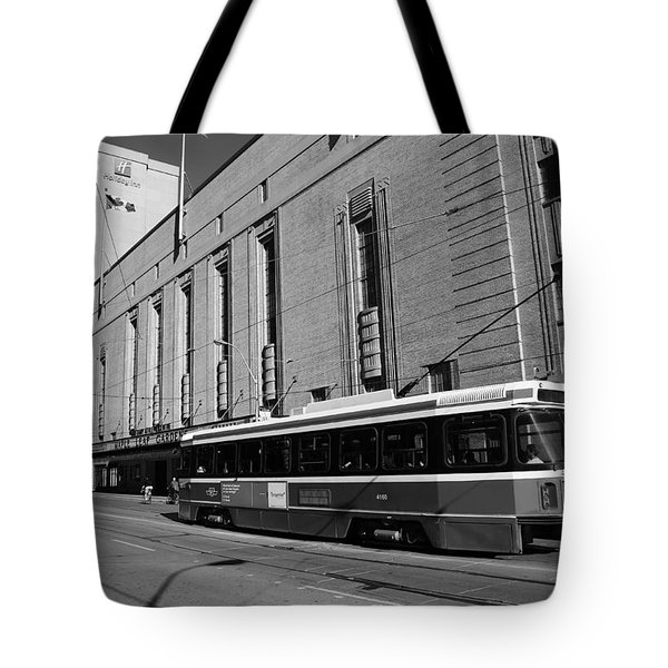 Red Rocket 23b Tote Bag by Andrew Fare