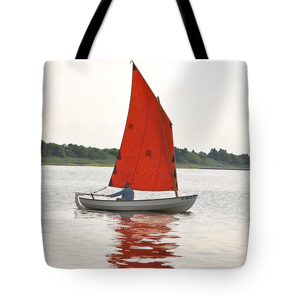 Red Sails Tote Bag