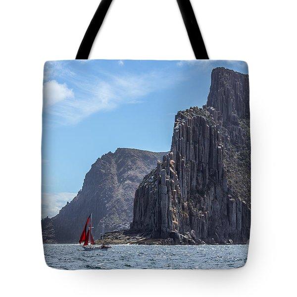 Red Sails Tote Bag