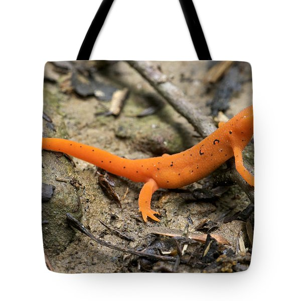 Red-spotted Newt Tote Bag