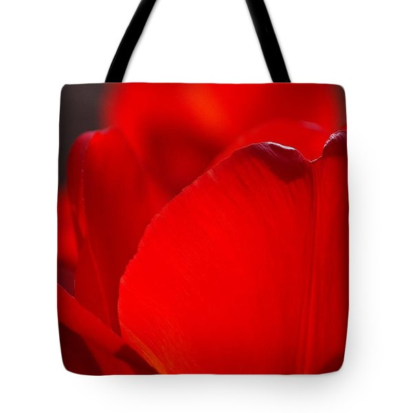 Petal's Edge Tote Bag