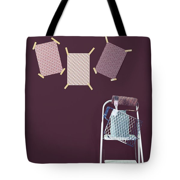 Redecoration Tote Bag by Joana Kruse