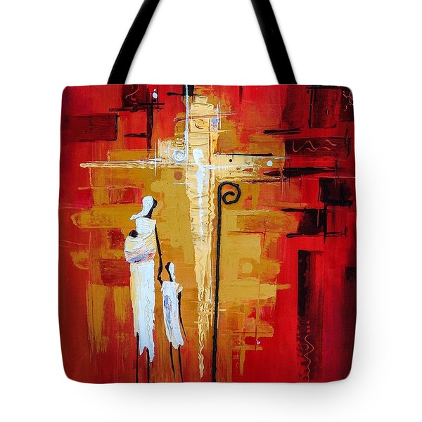 Redemption Path Tote Bag
