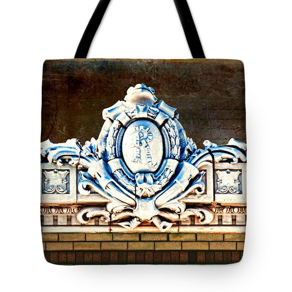 Redfield Roofline 4 Tote Bag