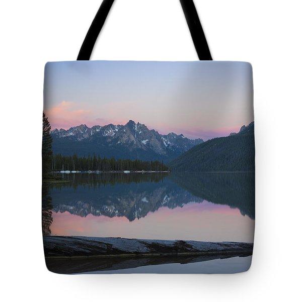 Redfish Dawn Tote Bag