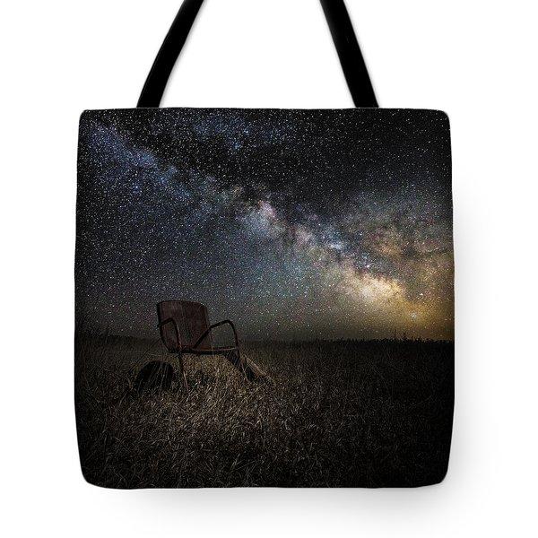 Redneck Planetarium Tote Bag