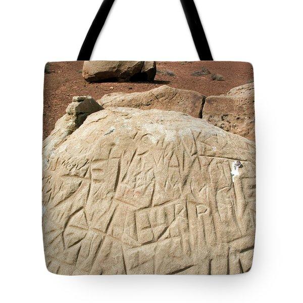 Redrock Scenery In Southern Utah Tote Bag