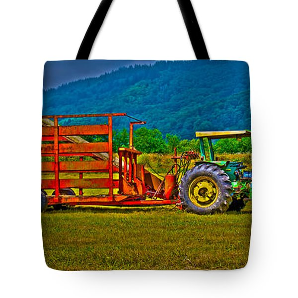 Redwood Ca Tote Bag