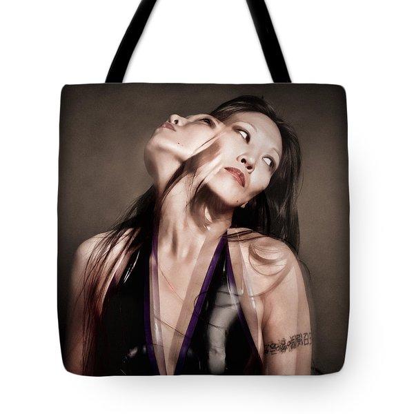 Ree Ja Soul Tote Bag by Gary Heller