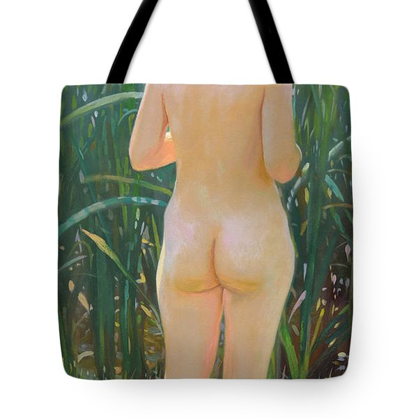 Reed Tote Bag