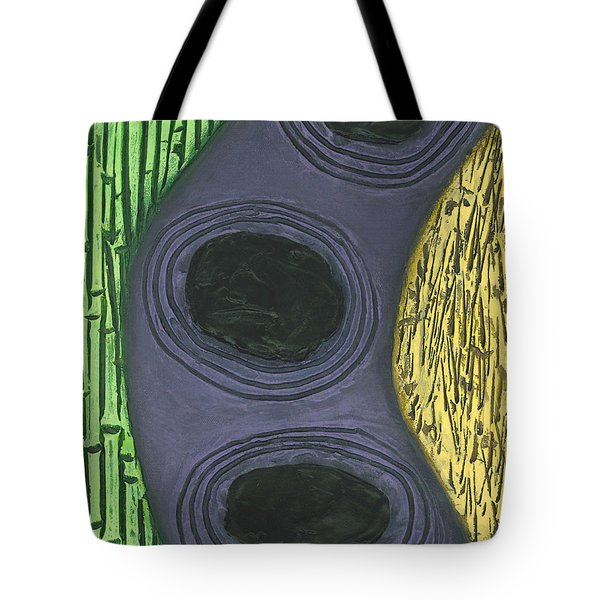 Reeds And Grass Tote Bag