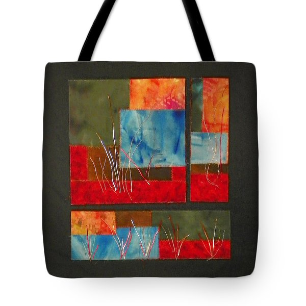 Reeds Tote Bag by Jenny Williams