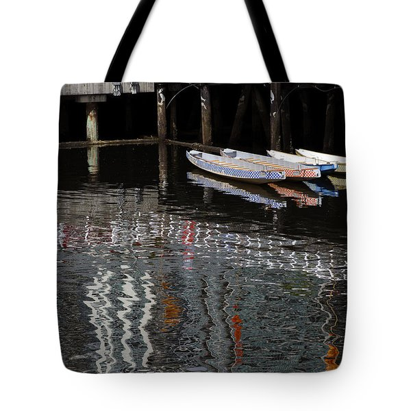 Reflect 1 Tote Bag by Michele Wright
