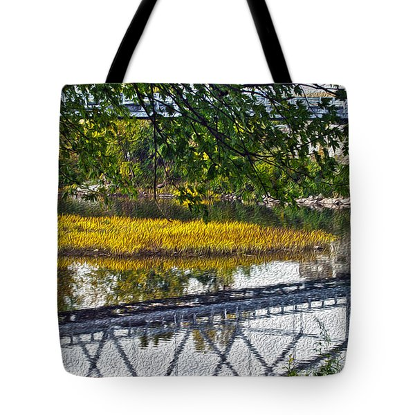 Reflected Tote Bag