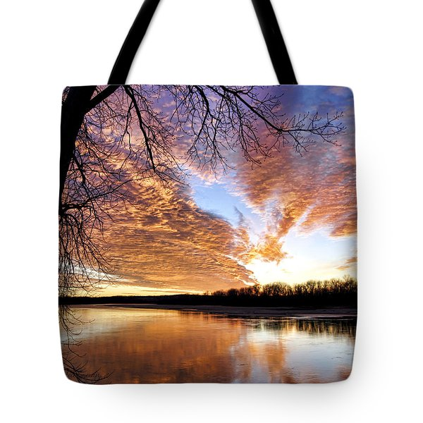 Reflected Glory Tote Bag
