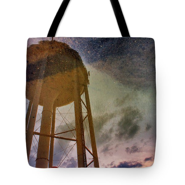 Reflected Necessity Tote Bag by Jason Politte