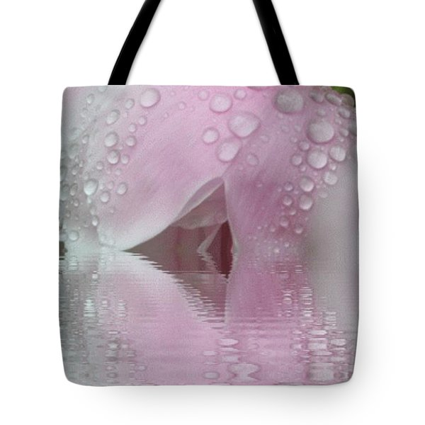 Reflected Tears Tote Bag
