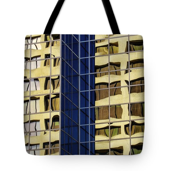Reflecting Architecture  Tote Bag
