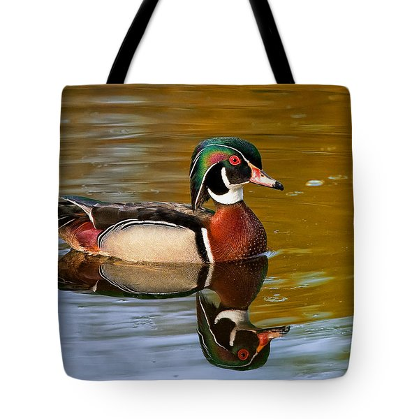 Reflecting Nature's Beauty Tote Bag by Dale Kincaid