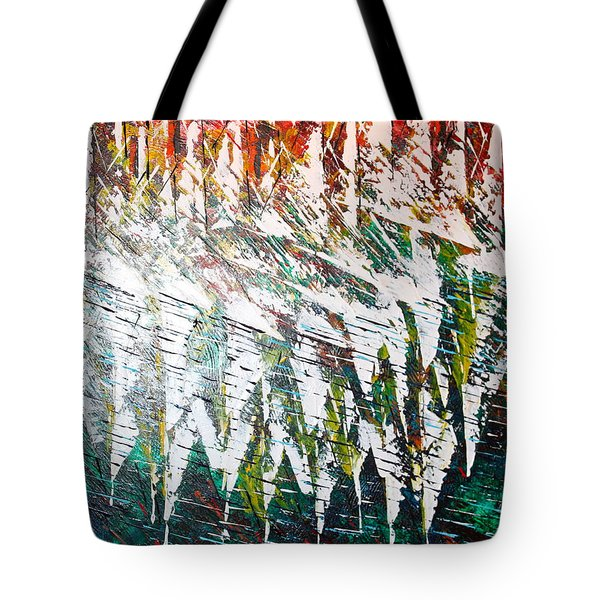 Reflecting Sails Tote Bag