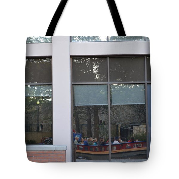 Reflection 1 Tote Bag by Shawn Marlow