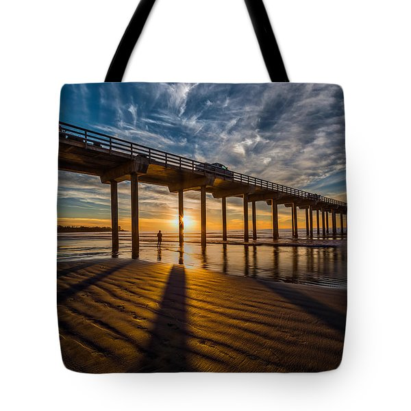 Reflection And Shadow Tote Bag